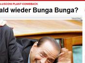 Bald wieder Bunga Bunga?