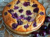 Clafoutis ciliegie