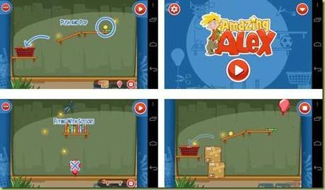 best game android thumb Ultimo gioco Rovio, Amazing Alex, disponibile su Google Play Store