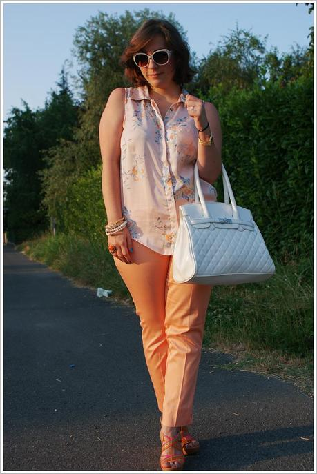 Look of the day: Orange Sunrise