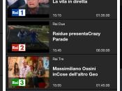 Airplay Enabled Apps Rai.Tv aggiorna