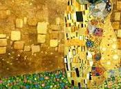 "google Doodle oggi, bacio"" Klimt"