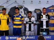 Parma presentati Erreà 2012/13