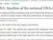 cronistoria della creazione dell'archivio britannico raccontata quotidiano Daily Telegraph