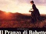"""Menù pranzo Babette"""" Karen Blixen"""