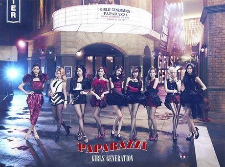 Girls' Generation – Paparazzi