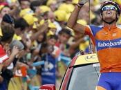 Tour France 2012 Tappa, Luis Leon Sanchez vince Foix, incredibile sabotaggio alla corsa, chiodi sulla strada