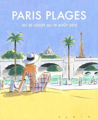 Paris Plage 2012
