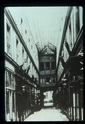 Louis Aragon, Il paesano di Parigi, Passage de l'Opéra