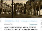"""libro permette capire tensioni frustrazioni nostro tempo"""". VareseNoir"""