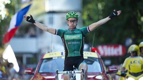 Tour De France 2012 16^Tappa: Thomas Voeckler piazza l'impresa a Bagnères de Luchon, Vincenzo Nibali attacca, Wiggins resiste
