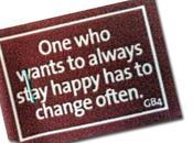 cambiamento: filosofia spicciola