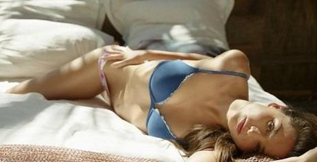 Miranda Kerr per Victoria's Secret Cotton Lingerie