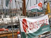 Arriva L'Oloferne, narrazioni sensazioni Boats4People