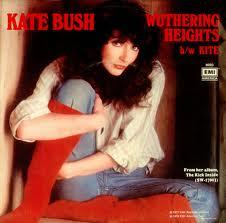 Songs About Books (1): Kate Bush - Wuthering Heights