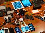 "Steve Wozniak incredibile ""gadget bag"""