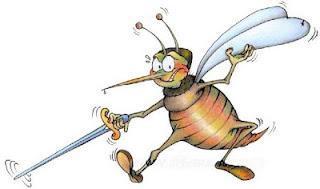 La vespa e il calabrone