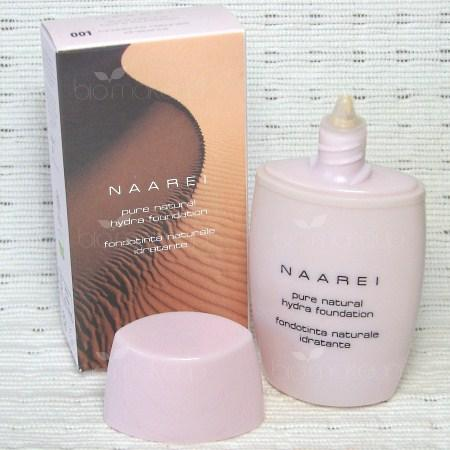Naarei: make-up biologico d'alta qualità