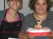 Alcune foto corso base torta vera giugno 2012