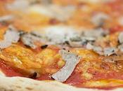 Pizza tartufo estivo