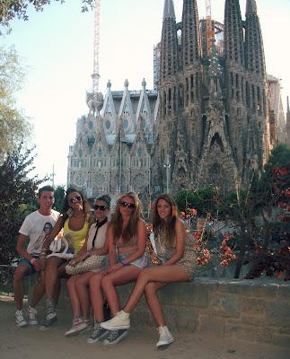 In Love with.. Barcelona!