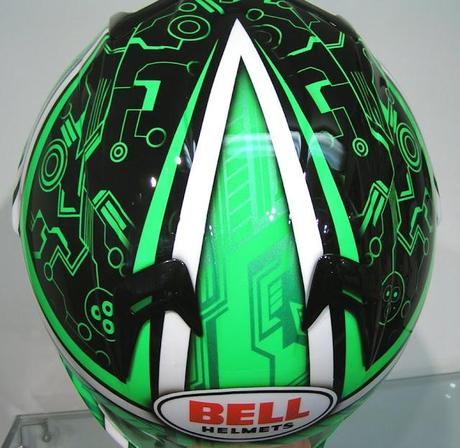 Bell M5X L.Salvadori 2012 by Mau Design
