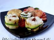 Easy Summer: Sushi rolls mediterranei con... un'idea finger food