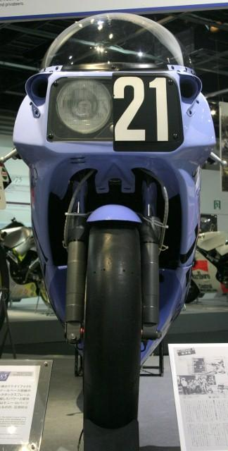 Yamaha FZR 750 OW74 TECH21 Shiseido Racing Team 8 Hours Suzuka 1985