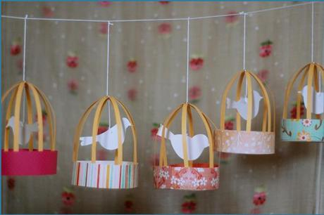 Lavoretti Di Primavera Da Fare Con I Bambini Paperblog