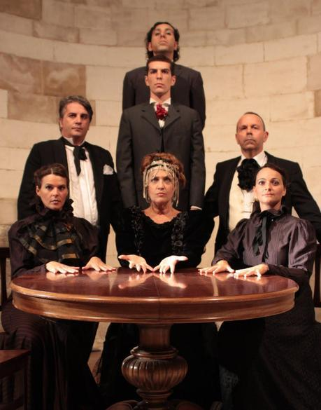 Fino a domani a Roma, l'imperdibile spettacolo teatrale Notizie dall'altro mondo