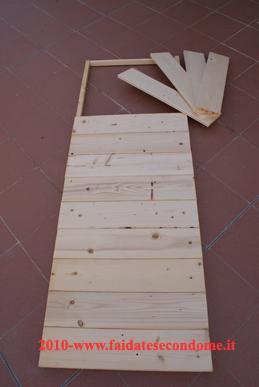 Come costruire una casetta degli attrezzi in legno paperblog - Porta attrezzi legno ...