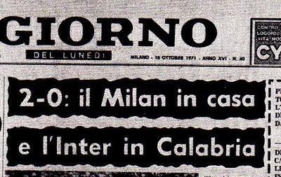 Domenica 17 ottobre 1971 (Radio)