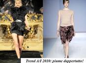Trend 2010/2011: piume ovunque!