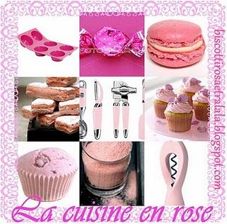 La cuisine en rose paperblog for Cuisine en rose