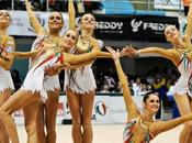 Ginnastica Campionesse Mondo della Ritmica pedana Novembre Cagliari Grand Prix Freddy