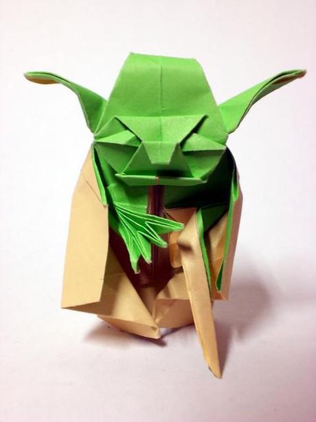 Origami + Geek: Geekigami – una raccolta di origami ... - photo#11