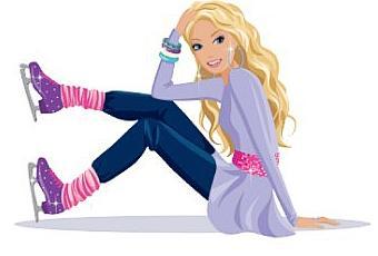 Barbie Fashionistas On Ice Paperblog