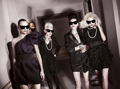 H&M; Lanvin A/I 2010: first picture!
