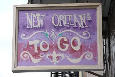New Orleans to go