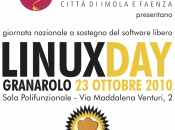 LinuxDay 2010: Installation Party altro Granarolo