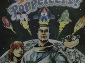 Viral point: poster Rocket Poppeteers