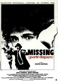Missing - Scomparso
