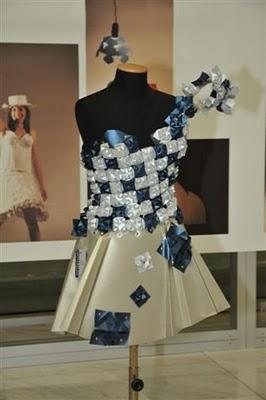 Adriana the eco fashion designer