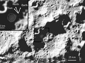 Acqua sulla Luna: della massa totale