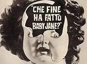 (1963) locandina FINE FATTO BABY JANE (usa)