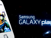 Samsung Galaxy Player player touch Android
