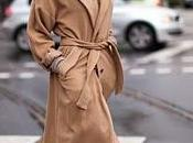 Camel Coat Studded Converse