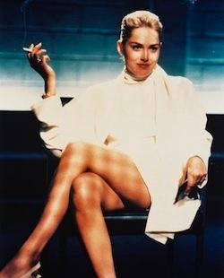 In principio era Sharon Stone