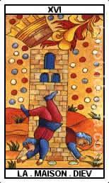 Tarocchi la torre arcano maggiore paperblog - Le tavole di thoth ...