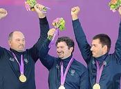 Arceri italiani d'oro alle Olimpiadi Londra